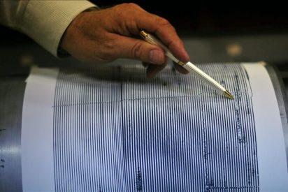 Registrado un terremoto de 3 grados frente a la costa almeriense