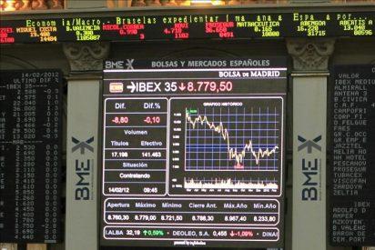 La Bolsa española abre con ganancias y el IBEX sube el 0,55 por ciento