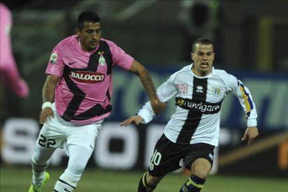 Juventus empata en Parma y deja escapar la posibilidad de ser líder