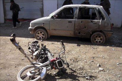 Cuatro muertos en un ataque de un avión sin piloto de EEUU en Pakistán