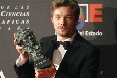 Jan Cornet logra el Goya como mejor actor revelación de la mano de Almodóvar