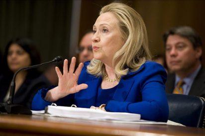 Clinton pide garantizar la ayuda exterior de EE.UU. ante la amenaza de recortes