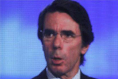 Aznar considera que el PP da pasos positivos para un país al que se ha hecho mucho daño