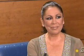 Tras meter la pata en A3, Isabel Pantoja lloró ante los directivos de T5 para que no rompiesen su contrato millonario