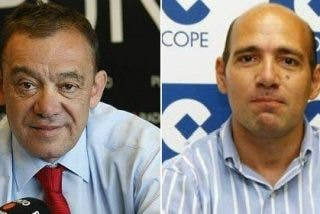 """Abellán vuelve a atizar a Alcalá: """"No se puede caer más bajo, yo me avergonzaría si hubiera perdido mi credibilidad y mi dignidad profesional"""""""