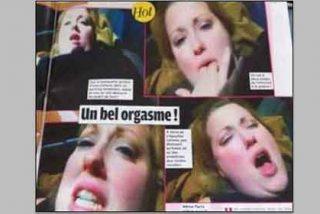 Pillan a la cantante Adele practicando sexo en el asiento de un coche