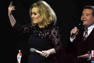 Adele vuelve a coronarse con dos estatuillas en los 'BRIT Awards'