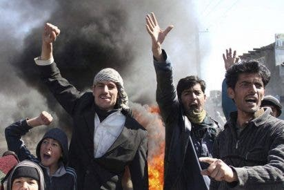 La OTAN deja los ministerios en Kabul tras el asesinato de dos oficiales