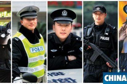 Una comisaría china publica fotos de sus agentes para buscarles novia