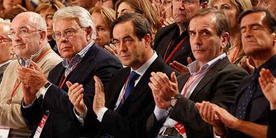 """Joaquín Leguina: """"Lo que el PSOE necesita"""""""