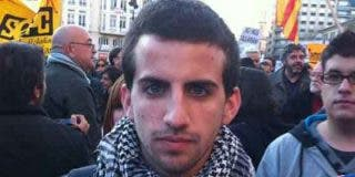 El cabecilla de la protesta estudiantil en Valencia admira a Amaiur