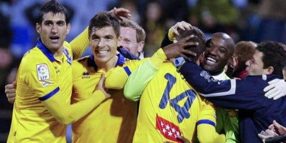 La Agrupación Deportiva Alcorcón se convierte oficialmente en S.A.D.