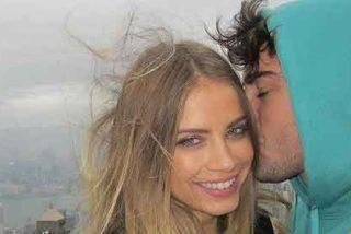 Fernando Alonso y Xenia Tchoumitcheva: la historia de amor, foto a foto