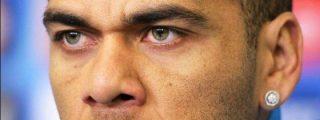 "Alves: ""Perder a Pep no pasa por mi cabeza, si se va pierde su Barça"""
