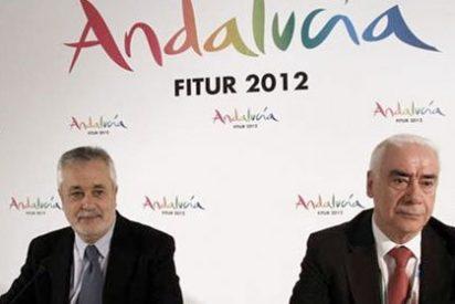 El socialista Griñán se gasta en plena crisis 1,5 millones de euros por el 'stand' en FITUR