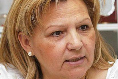 """Ángeles Pedraza (AVT): """"ETA no se ha disuelto y ya estamos cansados de tanto teatro"""""""