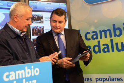 PP y PSOE, de nuevo enredados: Arenas estrena APP y el PSOE lo ataca en You Tube