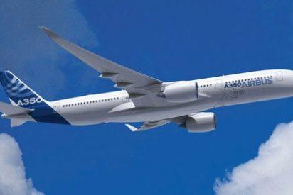 Alestis formaliza la entrega a Airbus del set 4 de la 'belly fairing' del A350 XWB