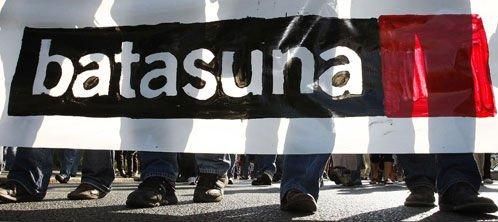 """Batasuna califica de """"intoxicación"""" la noticia de que se ha reunido con el PSE"""
