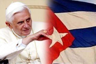 El Papa quiere ver a Fidel