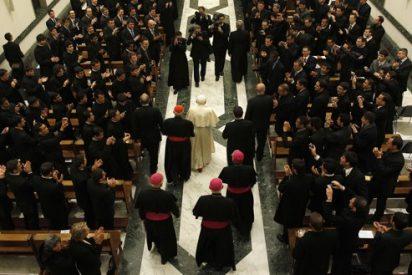 """Encuentro del Papa con """"sus""""seminaristas de Roma"""