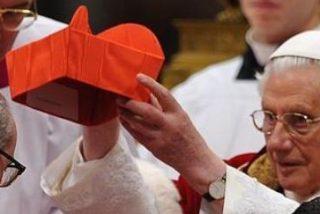 """""""Rezad por mí para que pueda regir con humilde firmeza el timón de la santa Iglesia"""""""
