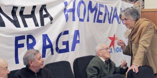 """El BNG utiliza al """"fascista"""" Fraga para tapar sus miserias"""