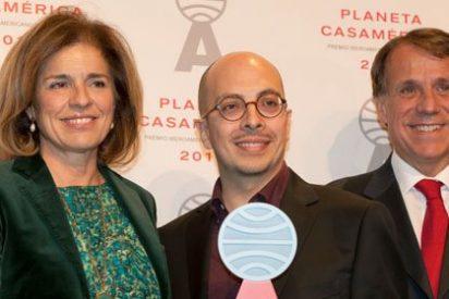 Volpi gana el Planeta Casa de América con una desgarradora 'love story'