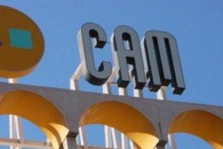 Los directivos de la CAM percibieron 2,4 millones