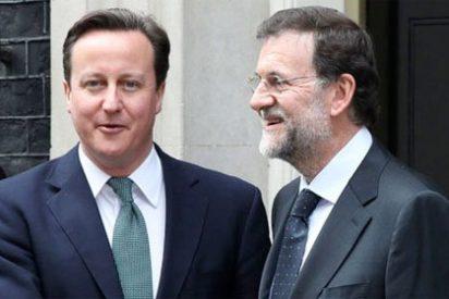 Un gallego en Downing Street