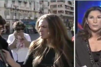 Agredido un equipo de reporteros de Intereconomía que cubría las protestas estudiantiles de Valencia