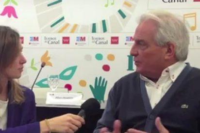 """Pepe Sancho: """"¿Garzón? Echo de menos que algunos actores se manifiesten también para resolver los problemas de mi profesión"""""""