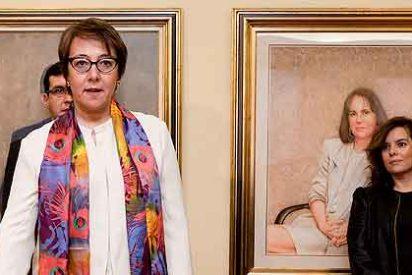 Carmen Martínez de Castro y los Dircom del gobierno Rajoy