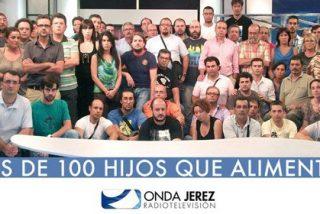 """La plantilla de Onda Jerez TV, en guerra con el PP-A por """"manipulación informativa"""""""