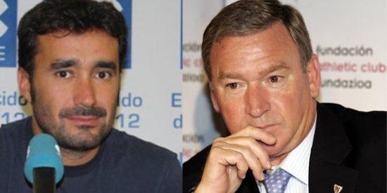 """Juanma Castaño contra Javier Clemente en COPE: """"Me gusta la gente que responde con educación y respeto"""""""