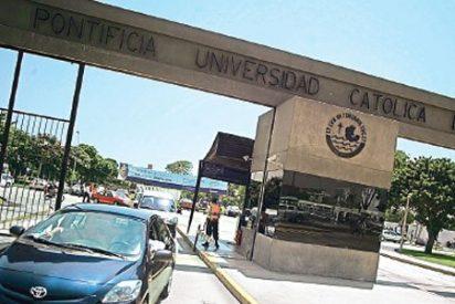 Carta al Papa de los estudiantes de la Univeridad católica de Perú