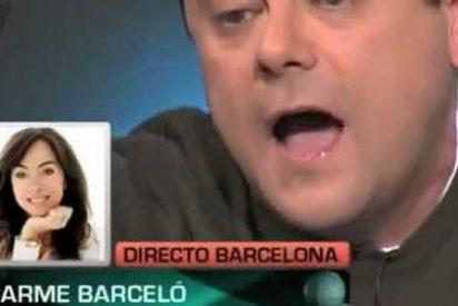 """Carme Barceló dice que ve """"chulos"""" en el Real Madrid y Josep Pedrerol le quita la palabra"""