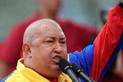 """El 'gorila' Chávez dice que va a """"pulverizar"""" a Capriles en las elecciones"""