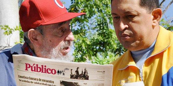 ¿Quién sucederá a Hugo Chávez al mando de las turbas bolivarianas?