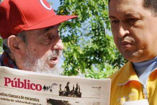 Roures negocia con Chávez para que aporte nueve millones de euros necesarios para la viabilidad de 'Público'