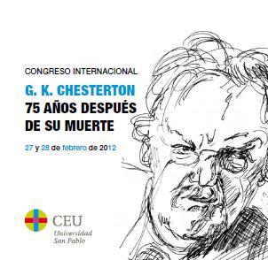 Glosa de la figura de Chesterton en el CEU