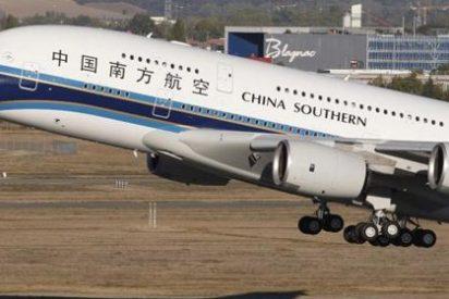 China prohíbe a sus aerolíneas acatar el plan de contaminación de la UE
