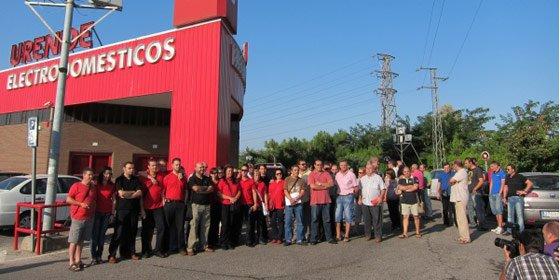 Urende echa el cierre y despide a 592 trabajadores en toda España