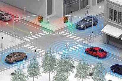 El coche sin conductor ya circula por las carreteras de EEUU