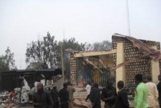 Al menos tres muertos en atentado suicida en una iglesia de Nigeria