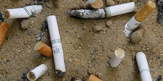 Se podrá fumar en las playas de San Bartolomé de Tirajana