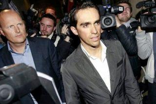 """Alberto Contador: """"Voy a seguir en el ciclismo plenamente"""""""