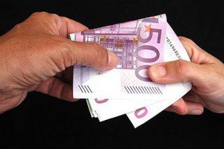 ¿Se puede saber quién tiene mis dos billetes de 500 euros?