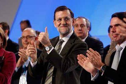Y Mariano Rajoy ascendió a los cielos