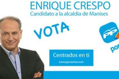 Un dirigente del PP valenciano dimite acusado de corrupción
